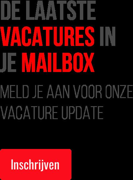 De laatste vacatures in je mailbox - 4People vacature update